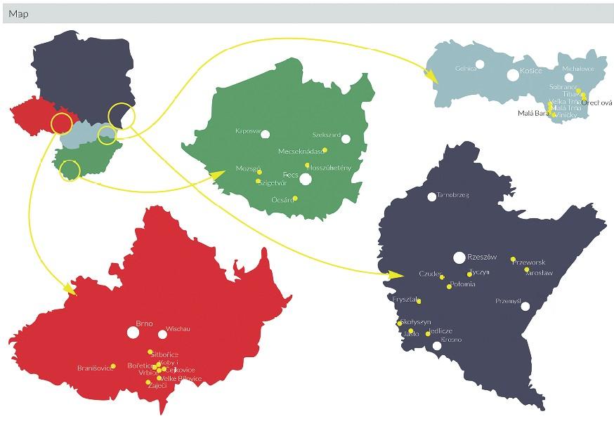 VWR map